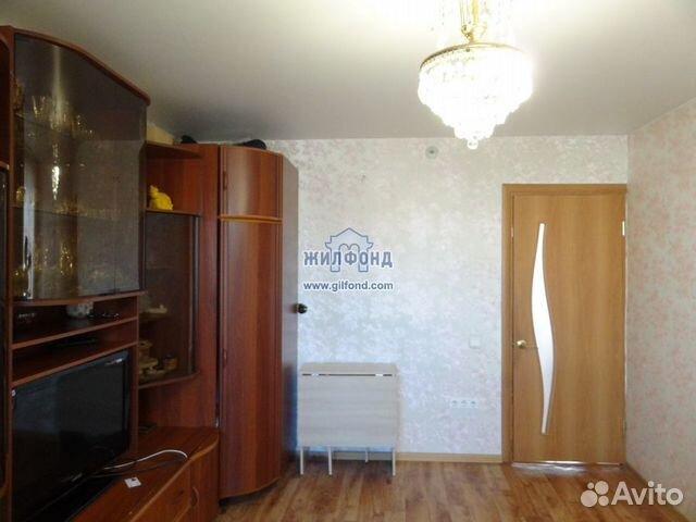 Продается трехкомнатная квартира за 2 450 000 рублей. Кемерово, проспект Шахтёров, 61Б.