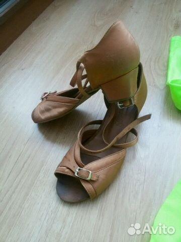 6114c1ca806b1 Туфли для бальных танцев - Личные вещи, Детская одежда и обувь - Тульская  область, Новомосковск - Объявления на сайте Авито