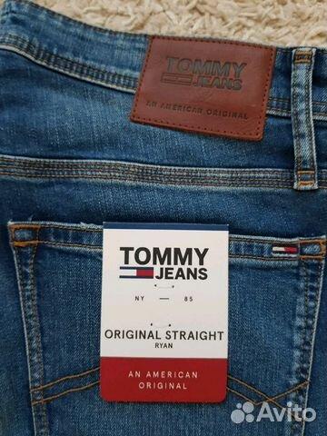 Джинсы Tommy jeans купить в Пермском крае на Avito — Объявления на ... a97c52500c93f