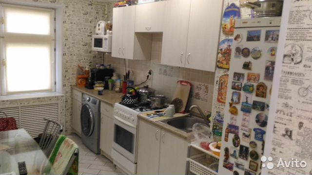 Продается трехкомнатная квартира за 6 000 000 рублей. Казань, Республика Татарстан, улица Четаева, 40.
