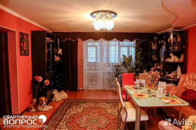 Продается трехкомнатная квартира за 5 850 000 рублей. Советская, 4.