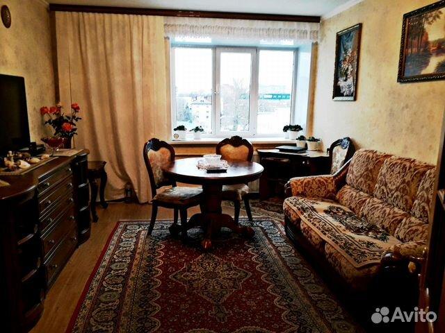 Продается трехкомнатная квартира за 4 100 000 рублей. Курск, улица Ватутина, 23.