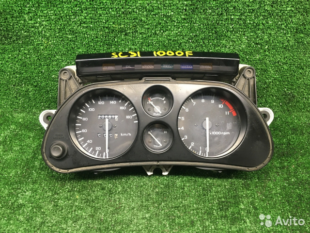 89831314444  Панель приборов Honda CBR 1000 F SC31