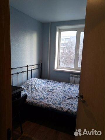 Продается двухкомнатная квартира за 3 350 000 рублей. г Нижний Новгород, ул Фруктовая, д 7 к 3.