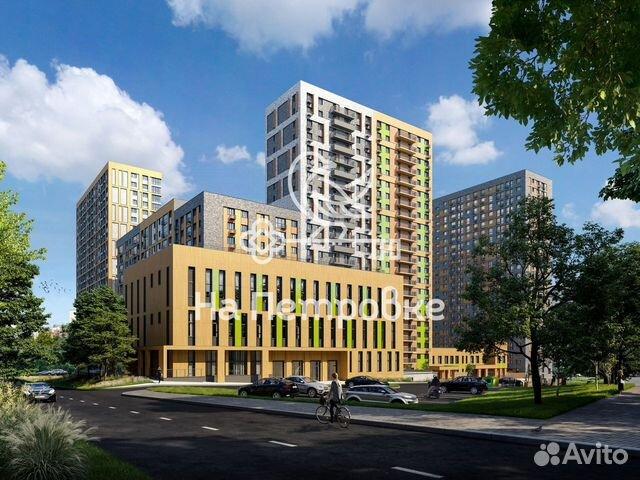 Продается однокомнатная квартира за 8 514 875 рублей. г Москва, ул Рябиновая, д 3 к 2.