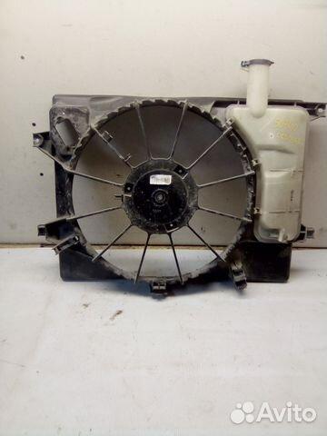 89657347629 Диффузор вентилятора (Kia Ceed)