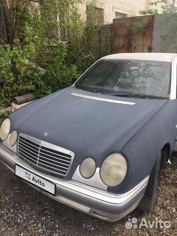Купить Mercedes-Benz E-Класс пробег 371 000.00 км 1997 год выпуска