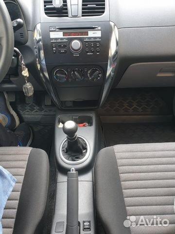 Купить Suzuki SX4 пробег 36 647.00 км 2014 год выпуска