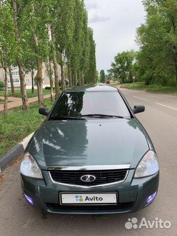 Купить ВАЗ (LADA) Priora пробег 118 000.00 км 2009 год выпуска