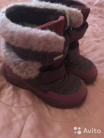 Winter boots for girls 89066435561 buy 2