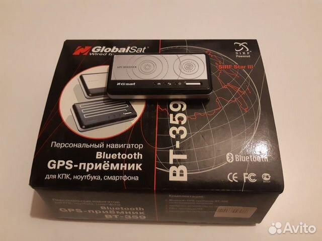 GPS приемник Globalsat BT-359 купить 1