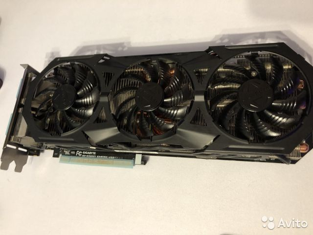 GTX 980 Gigabyte Windforce G1 Gaming