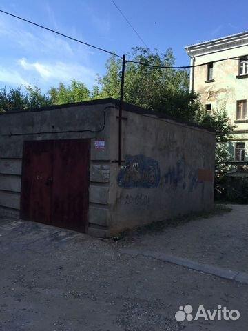 A garage of 20 m2
