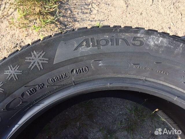 225/55 R16 Michelin Alpin5 89211101675 купить 4