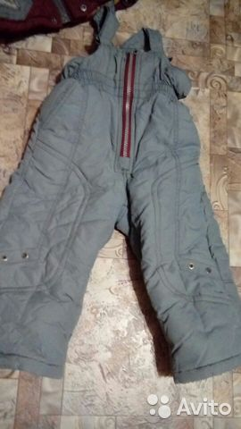 Пуховик и штаны 89505817183 купить 8