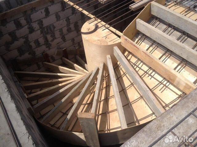 Заливка ж/б лестниц 89288668660 купить 7