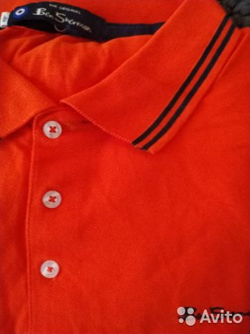 Polo тенниска Ben Sherman поло 89525540708 купить 2