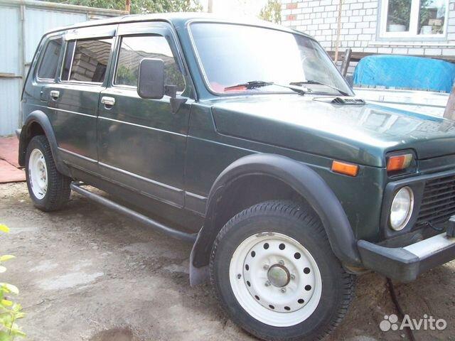 LADA 4x4 (Нива), 2004 89889602433 купить 2