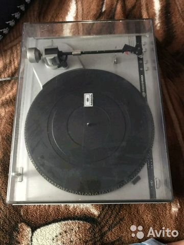 Электропроигрыватель ария-102-стерео