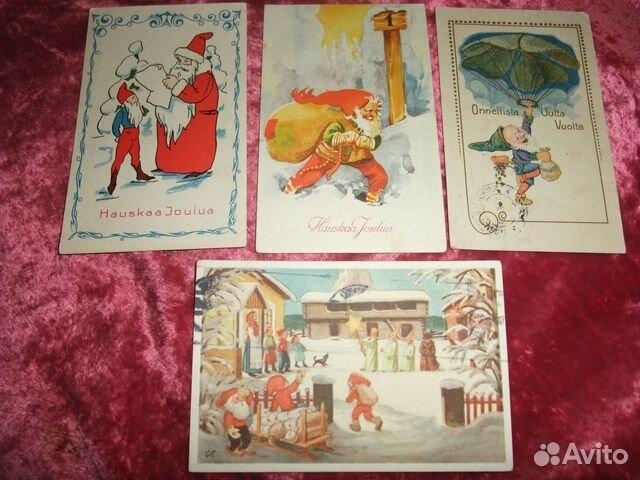 Днем, открытки 40 х годов германия