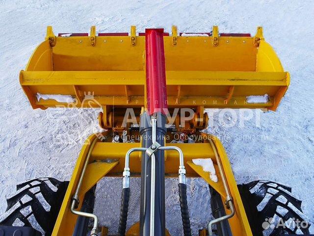 Фронтальный погрузчик Runmax 770E  89143806685 купить 6