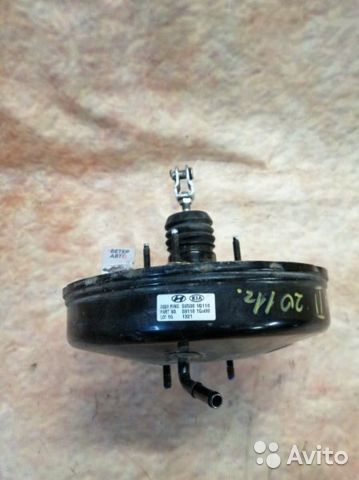 Вакуумный усилитель Kia Rio JB G4EE 2011 89221055810 купить 1