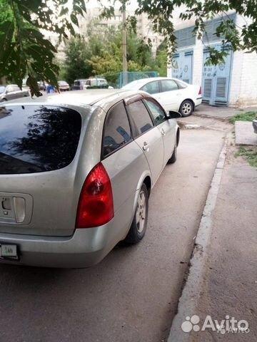 Nissan Primera, 2001  89880501576 купить 5