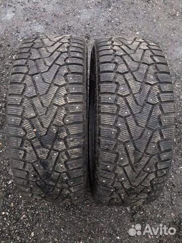 Пара Pirelli Ice Zero 245/45r19 RunFlat 89650040753 купить 1