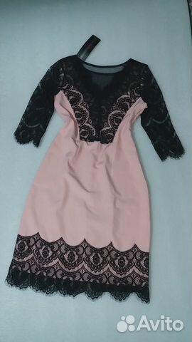 Новое вечернее платье с кружевом.Очень красивое 89144513086 купить 2