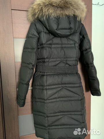 Пальто пуховое Finn Flare 89501330627 купить 2