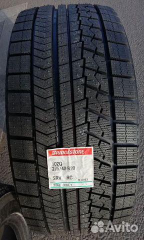Bridgestone Blizzak RFT 275/40 R20 Run Flat 102 Q 89182762202 купить 1