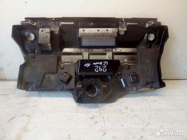 89657347629 Защита двигателя (Toyota Land Cruiser Prado)