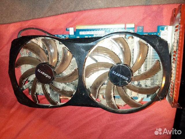 Видеокарта GeeForce Gtx560 Gigabyte купить 1