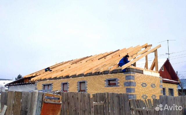 Бригада профессиональных плотников