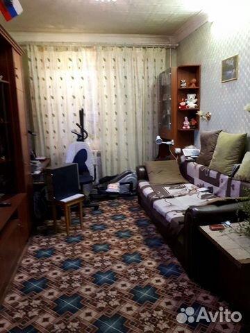 2-к квартира, 50 м², 2/5 эт. 89113064741 купить 2