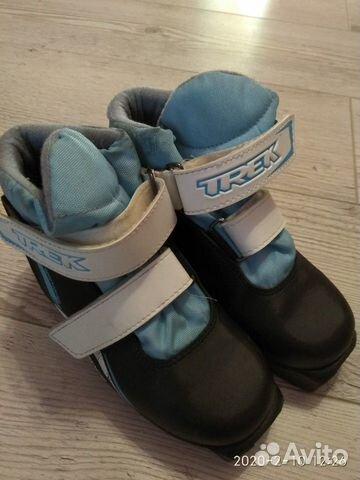 Лыжные ботинки 89147715336 купить 1