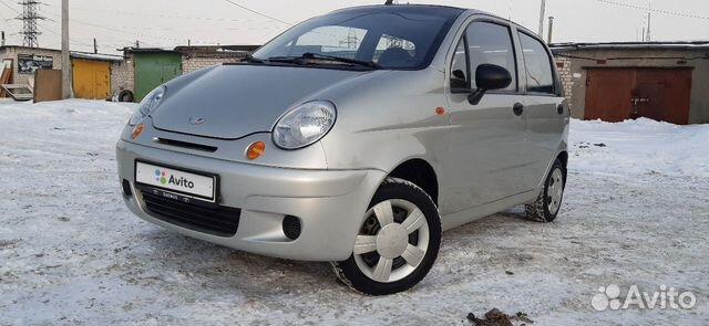 Daewoo Matiz, 2008 купить 1
