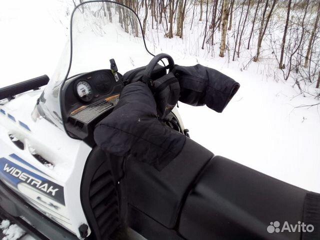 Снегоход Polaris Widetrak LX 89622110110 купить 5