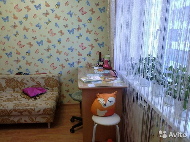 3-к квартира, 50 м², 3/5 эт. 89502040911 купить 3