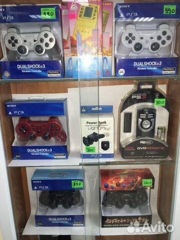 Геймпад на PS3 новые