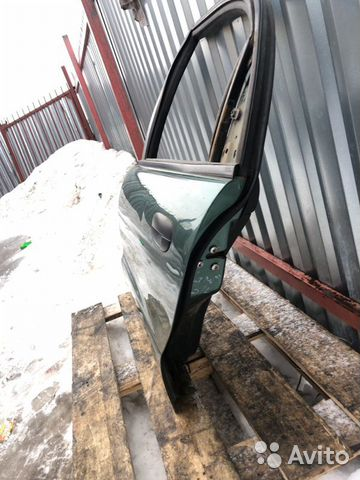 Дверь задняя левая Daewoo Chevrolet Lanos 2010