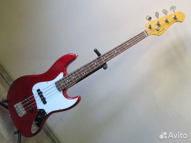 89025069832 Бас-гитара CoolZ ZJB-M1R (2011 Japan)