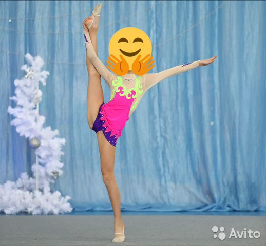 Купальник для художественной гимнастики  89370986672 купить 1