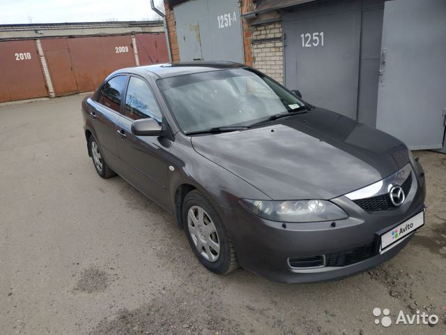 Mazda 6, 2007 89586029446 купить 6