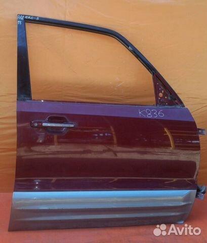 84732022776  Дверь передняя правая Mitsubishi Pajero Montero II