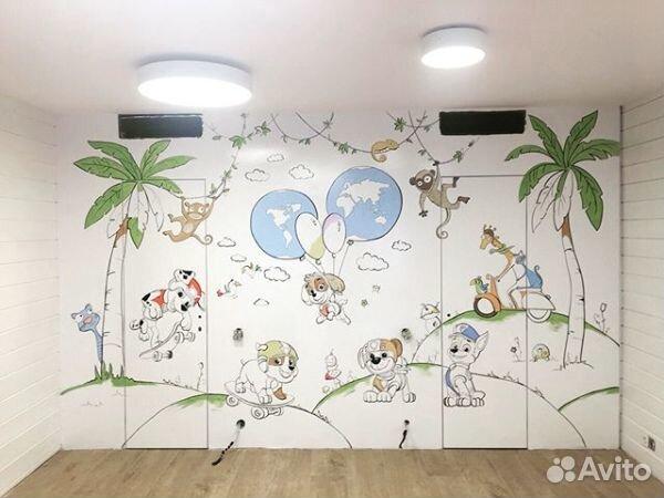 Маркерное покрытие для стен 89040623645 купить 5