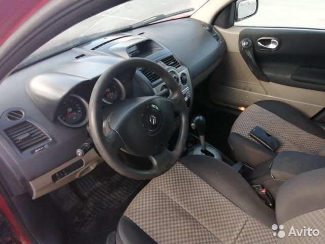Renault Megane, 2005 89052963642 купить 8