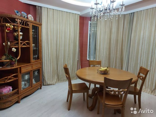 3-room apartment, 100 m2, 2/5 floor. buy 4
