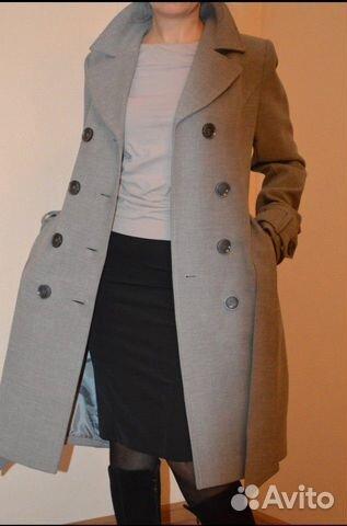 Пальто демисезонное  89144749514 купить 4
