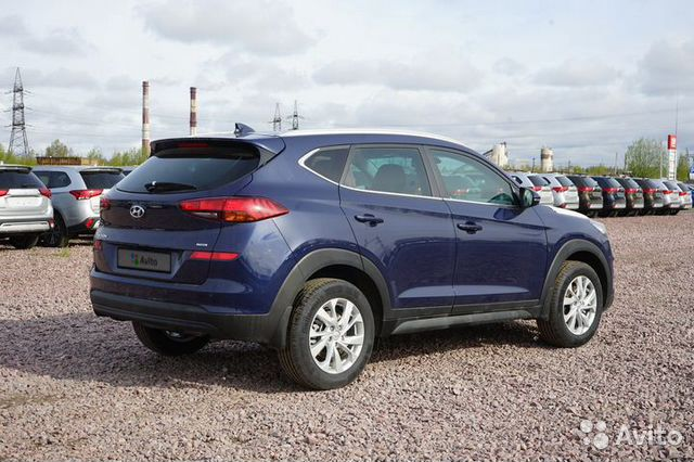Hyundai Tucson, 2020 89118213178 купить 4